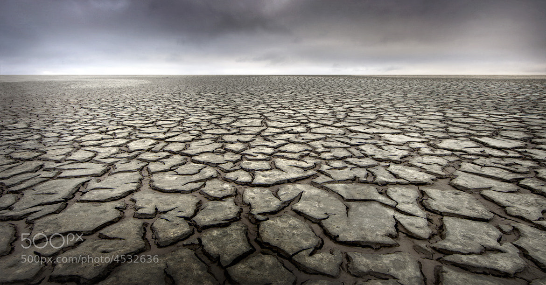 Photograph Dry Salt Lake by Nathan Oxley on 500px