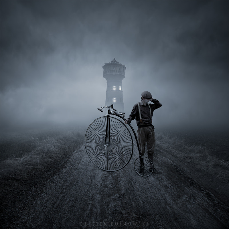 Photograph Lost road by Leszek Bujnowski on 500px