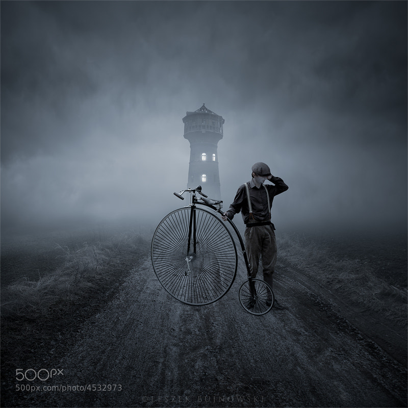 Photograph Lost road by Leszek Bujnowski on 500px