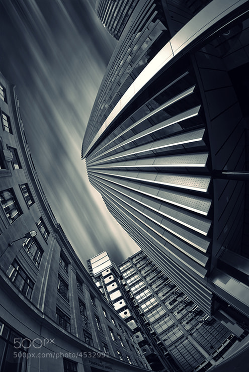 Photograph Sin City  by Jakub Malicki on 500px