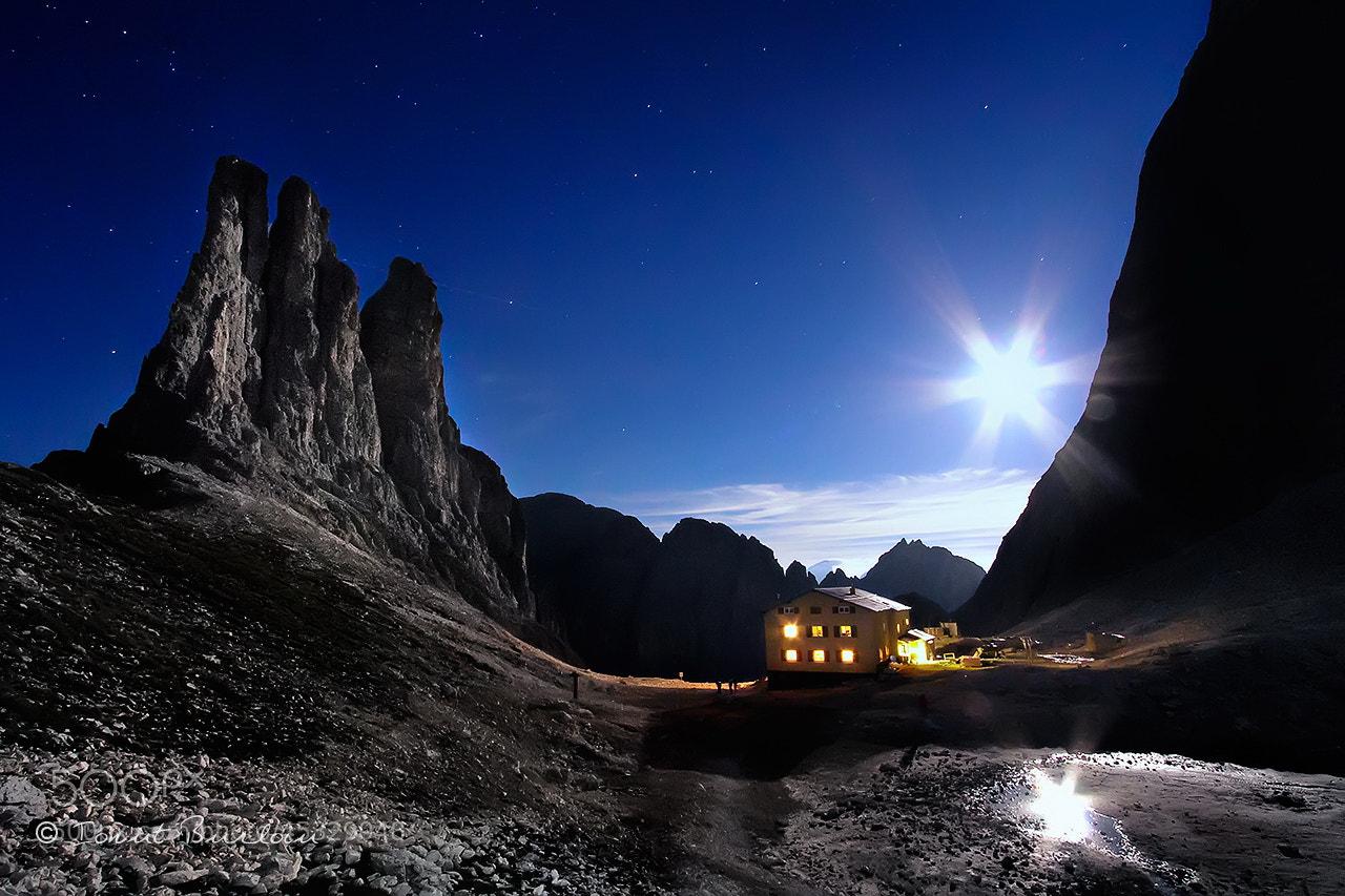 Photograph Vajolet by Ionut Burloiu on 500px