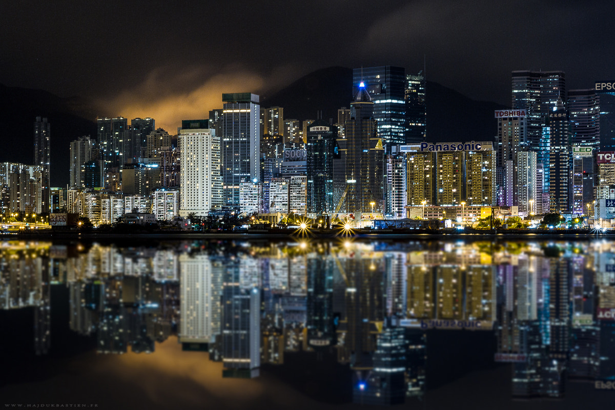 Photograph HKScape by Bastien HAJDUK on 500px