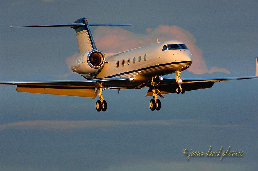 Aircraft Series:   GIV-X (G450)