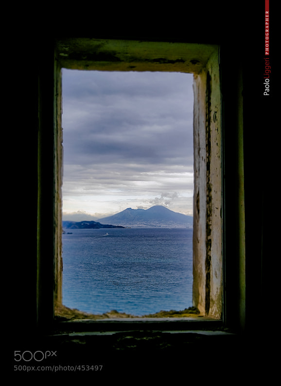 Photograph a window on Vesuvius by PAOLO LIGGERI on 500px