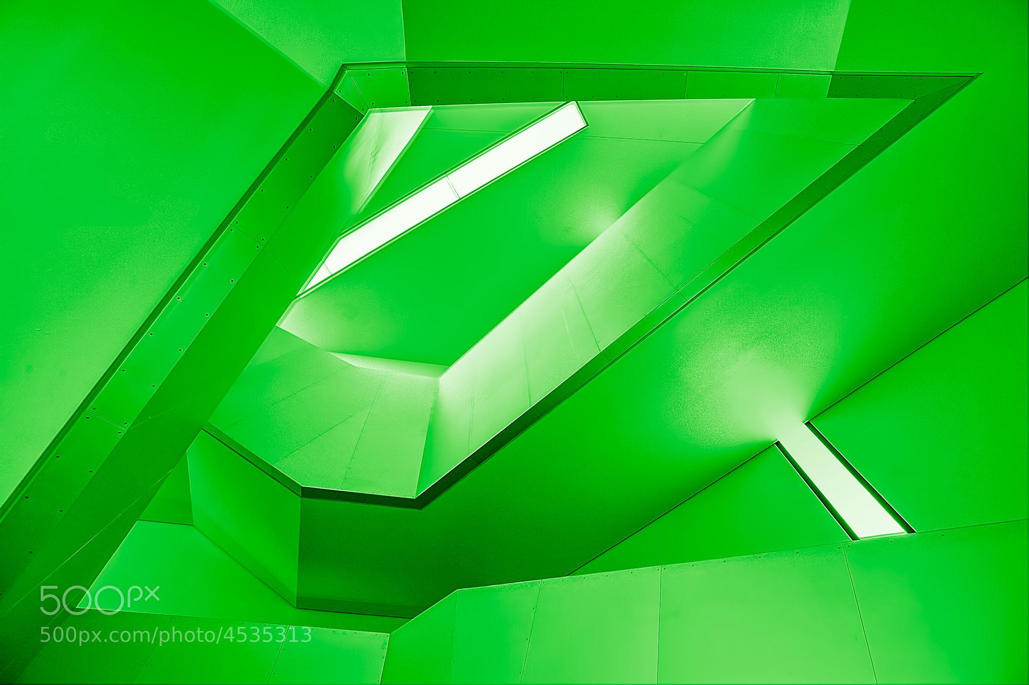 Photograph Green Lantern by Roland Shainidze on 500px