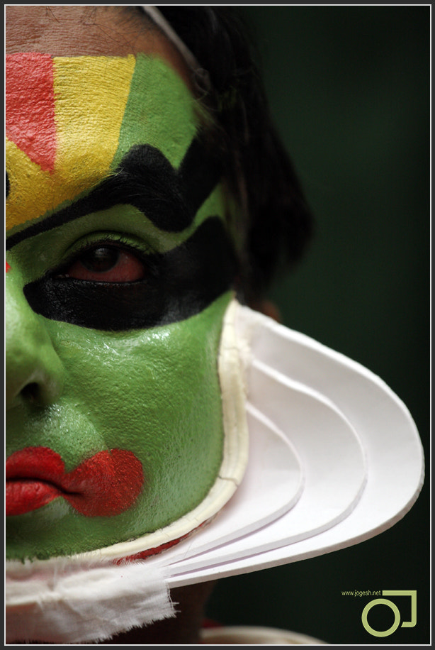 Photograph Pacha | Kathakali by Jogesh S on 500px