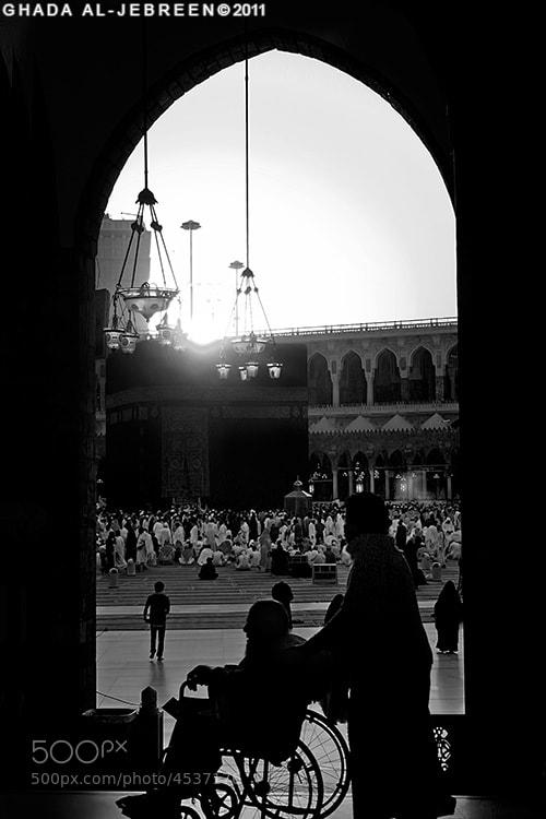 Photograph MAKKAH ( Masjid al-Haram ) by Ghada  al-jebreen on 500px