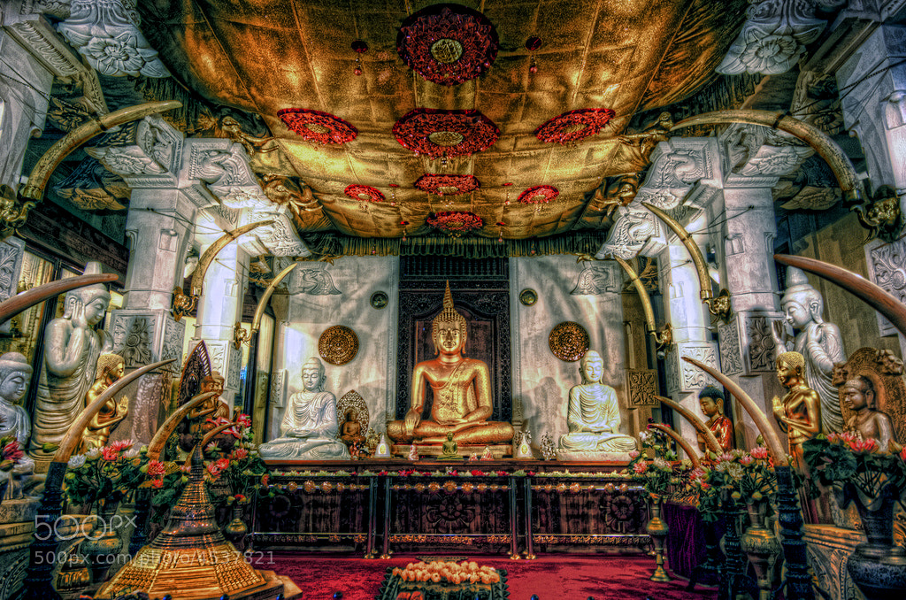 Photograph Temple Of The Tusk by Jon Sheer on 500px