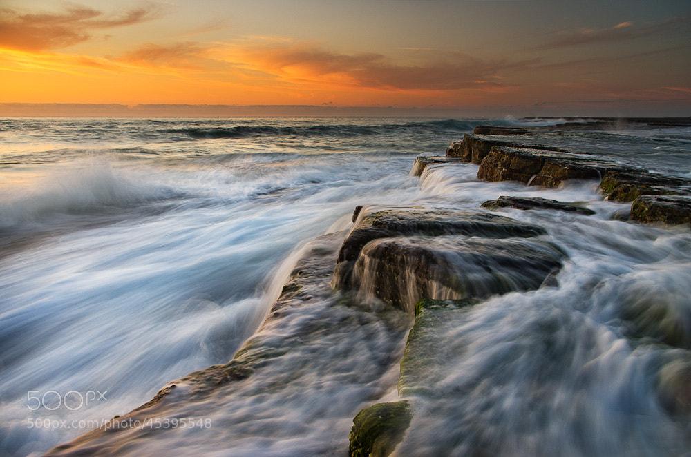 Photograph Turimetta Sunrise by Chris Jones on 500px