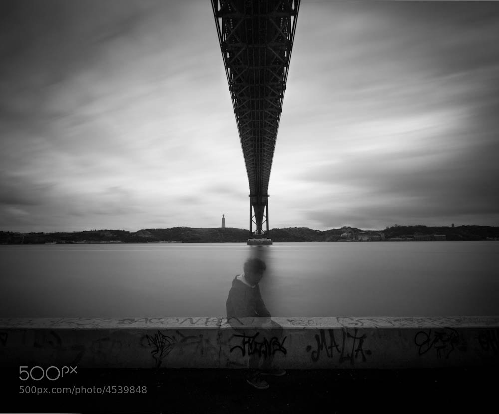 Photograph time pass by a gost by Rui Casanova on 500px