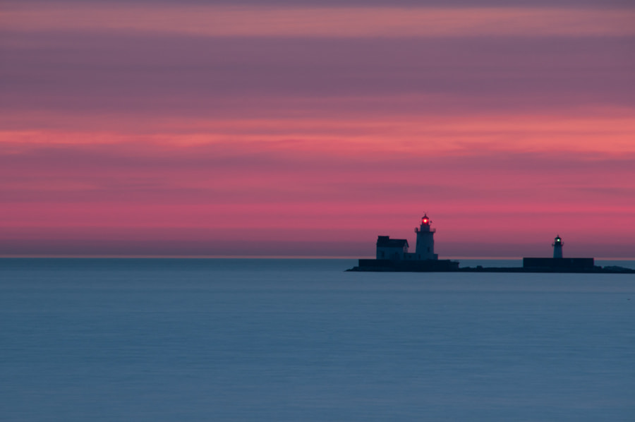 Photograph Lake Erie Dawn by Tom Baker on 500px