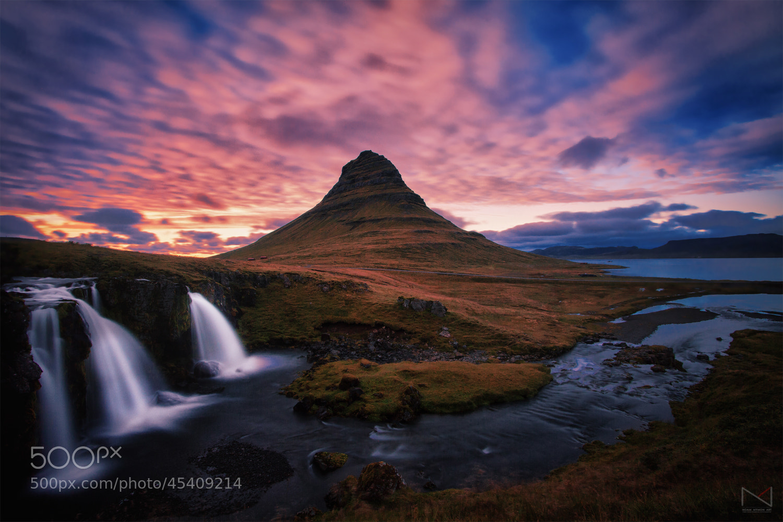 Photograph Kirkjufellfoss Moments by Noam Mymon on 500px
