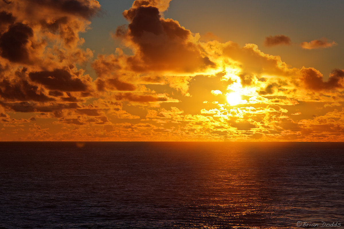 Photograph Sunset at Sea 2 by Brian Dodds on 500px