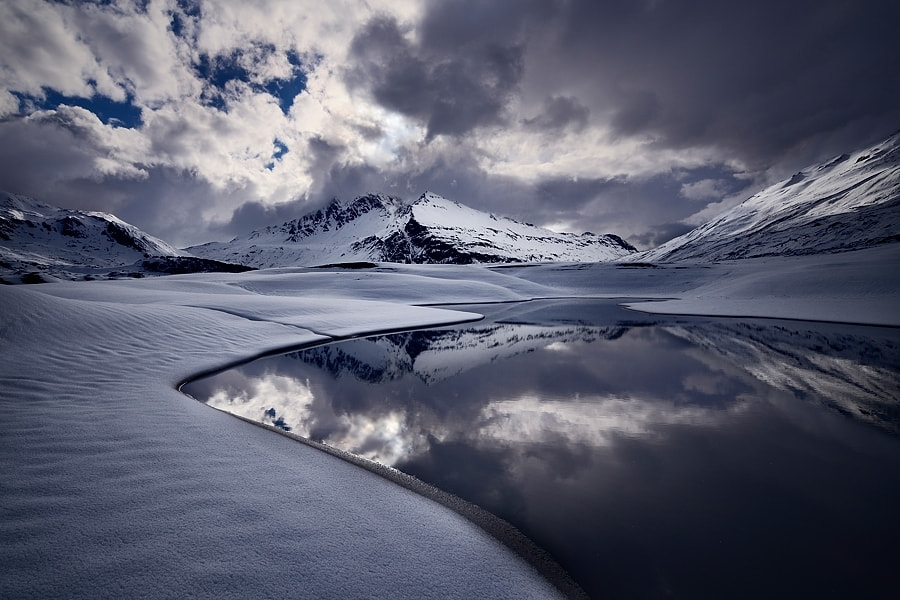 Photograph Charm of winter by Marco Barone on 500px