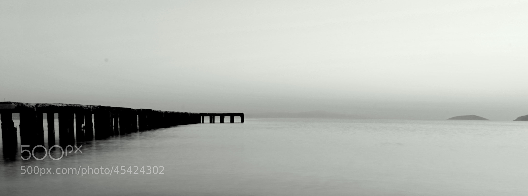 Photograph the pier by Serhan SRDD on 500px
