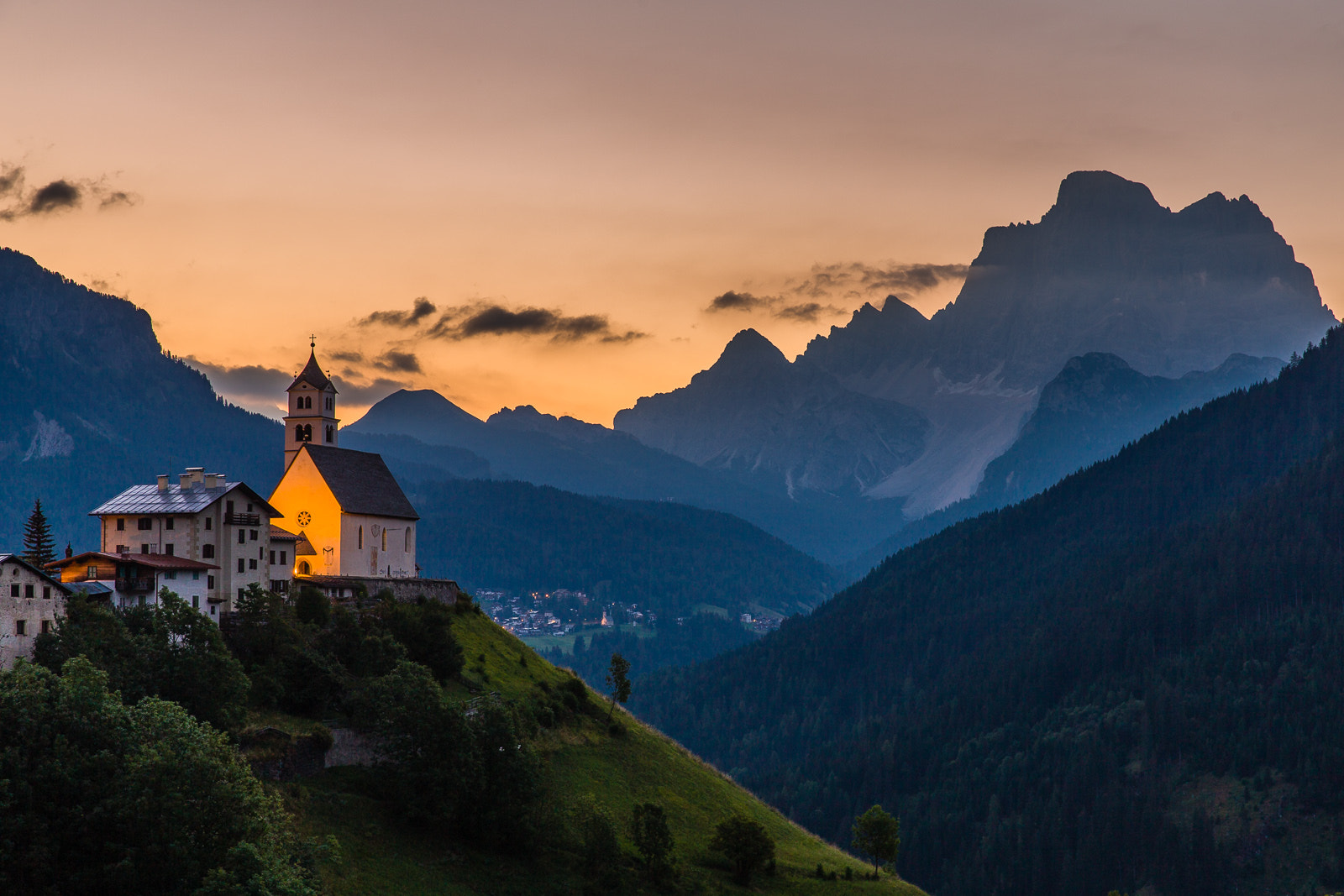 Photograph Morning mood in the mountains by Hans Kruse on 500px