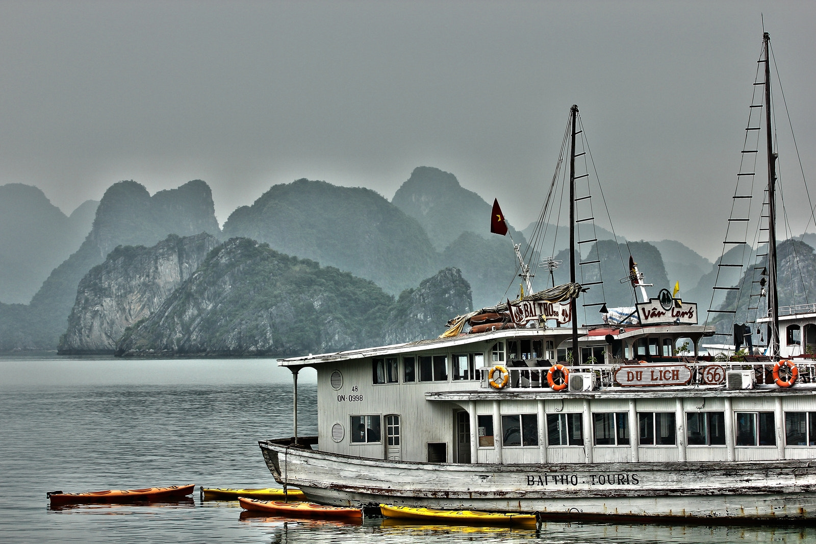 Photograph Ha Long Bay - 3 by Andrei Fried on 500px