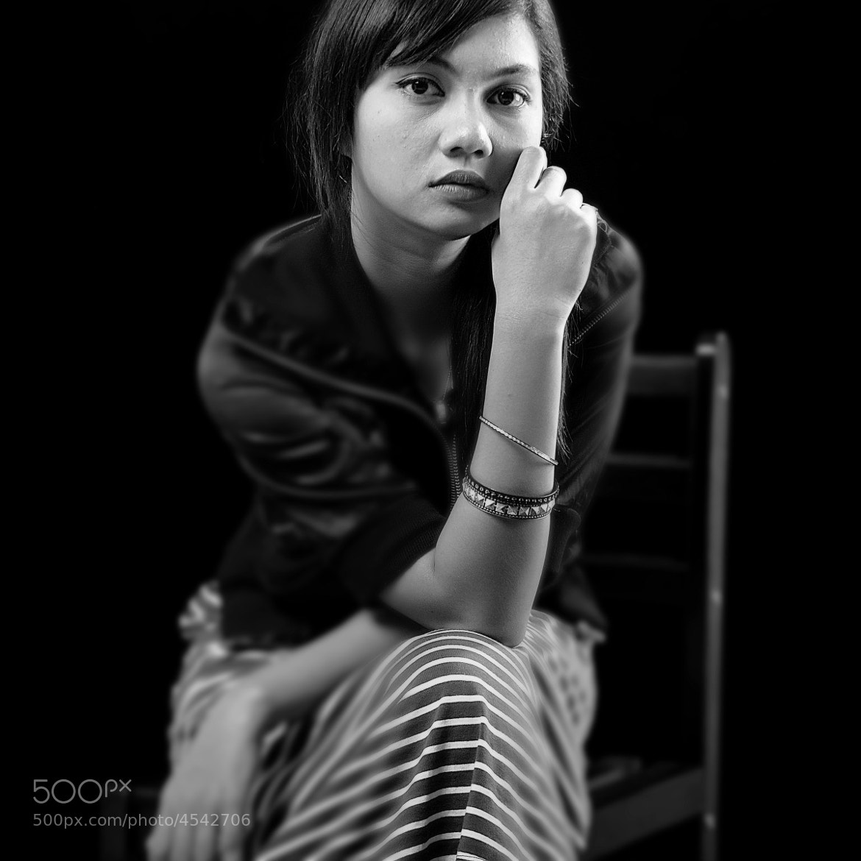 Photograph Amira by Amizi  Majid on 500px