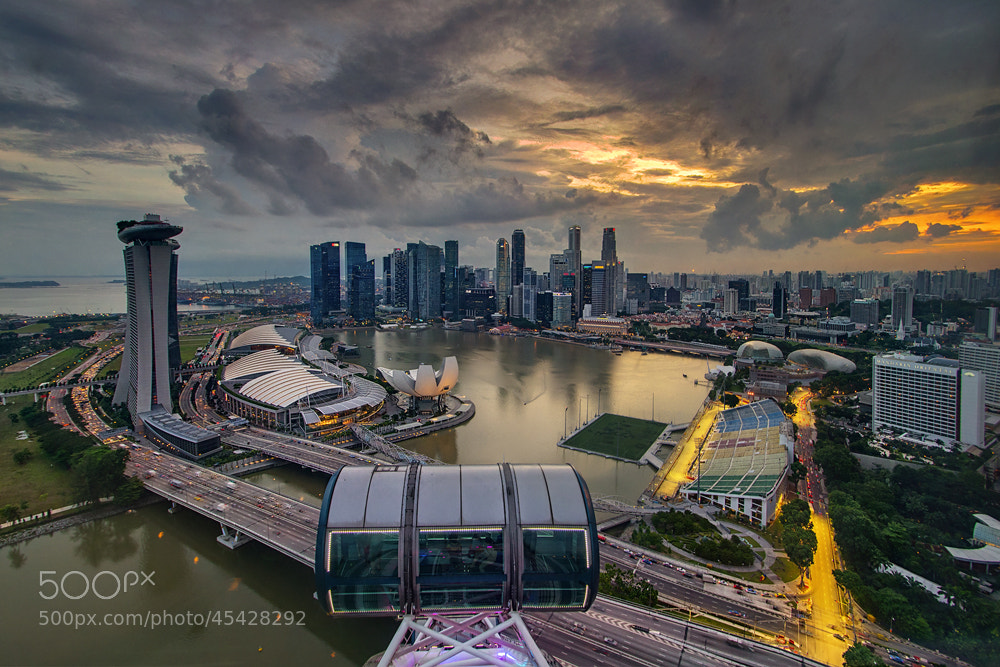 Photograph Skywraiths by WK Cheoh on 500px