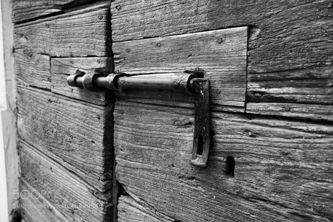 Photograph Old Locked Door by Alper Rengiz on 500px
