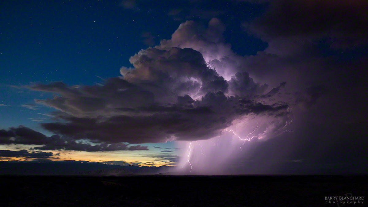 Photograph Nature's Fireworks by Barry Blanchard on 500px
