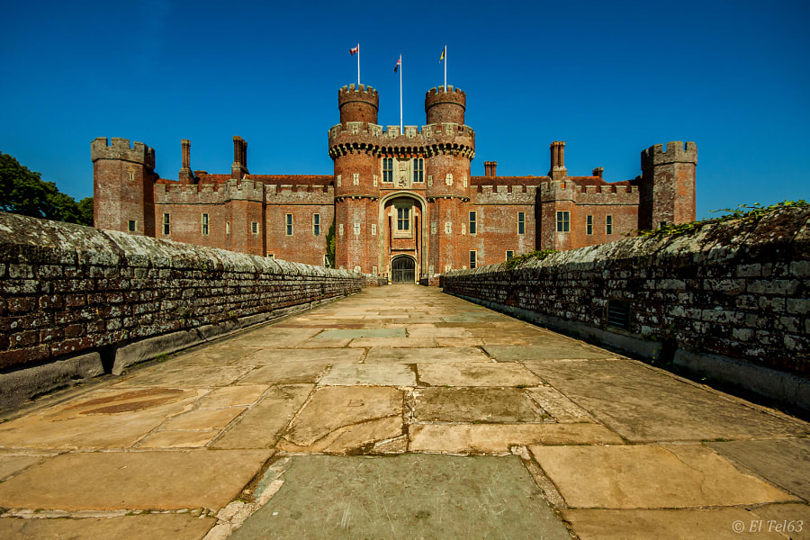 Herstmonceux Castle by Terry on 500px.com