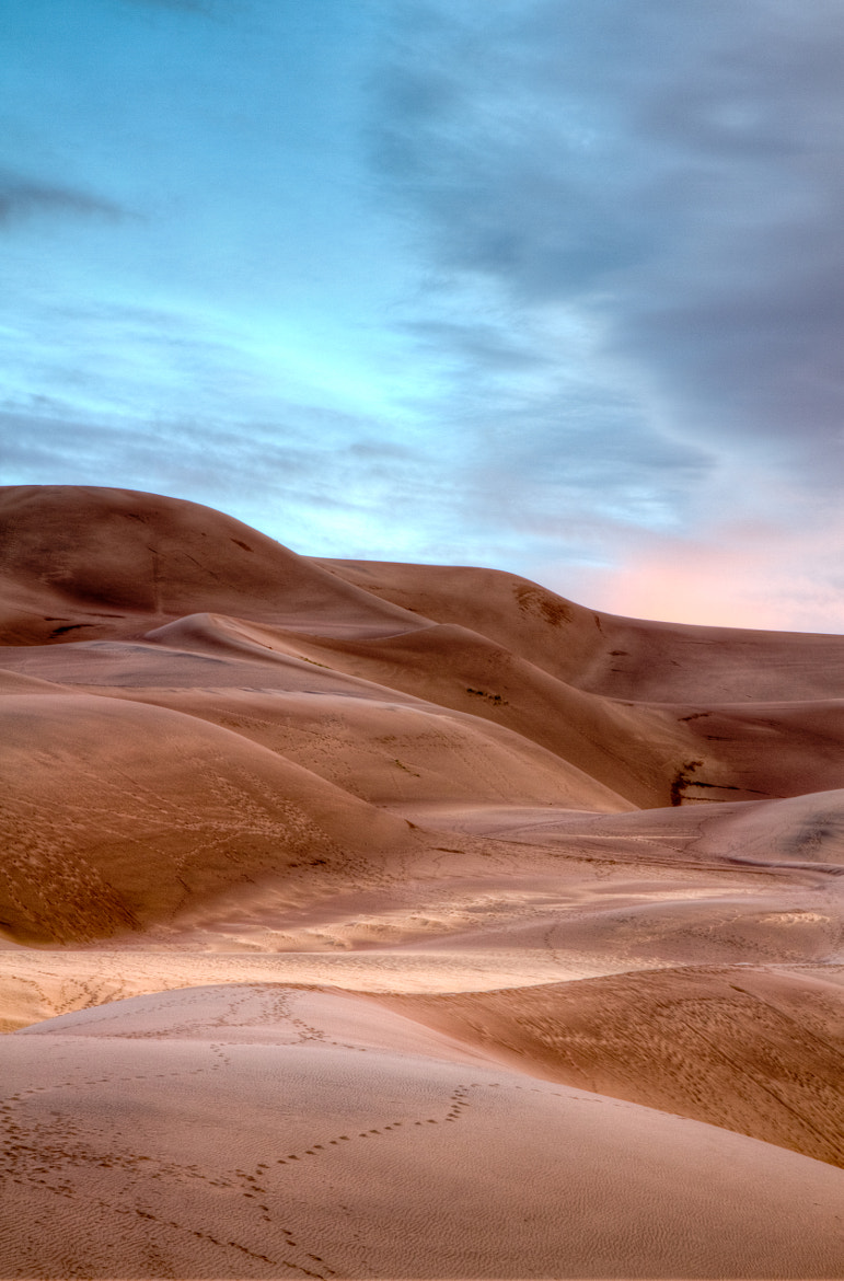 Photograph Sunrise on the Dunes by Ashley Hauck on 500px
