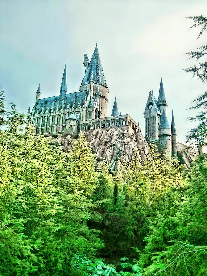 Photograph Welcome to Hogwarts by Ankur Tiwari on 500px