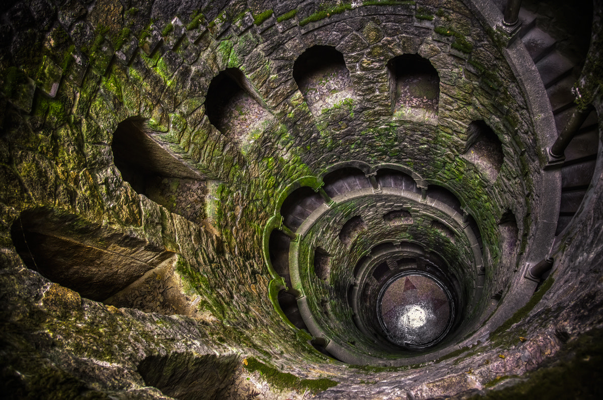Photograph Inverted tower by Sergey Shaposhnikov on 500px
