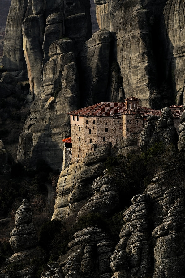 Photograph Meteora Greece by christos dimitriou on 500px