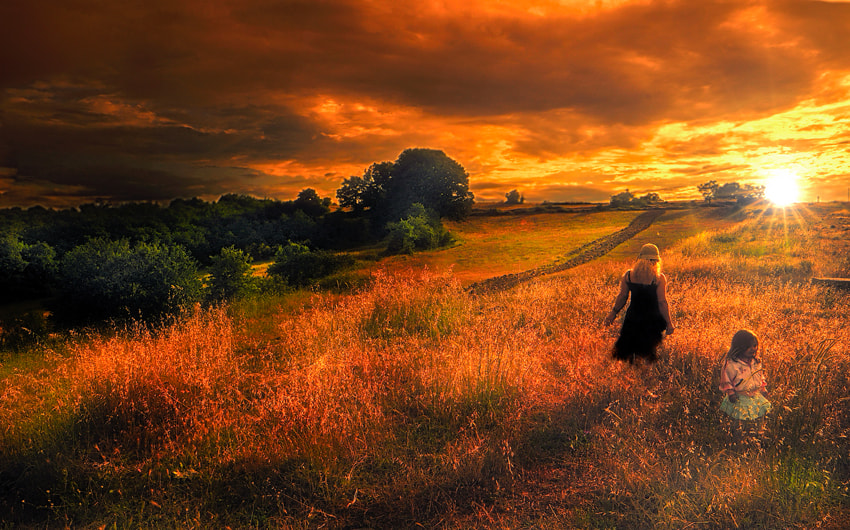 Photograph Little Miss Sunshine by hakan kalyoncu on 500px