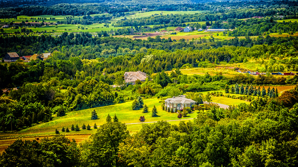Photograph View from Rattlesnake Point by Russ Campbell on 500px