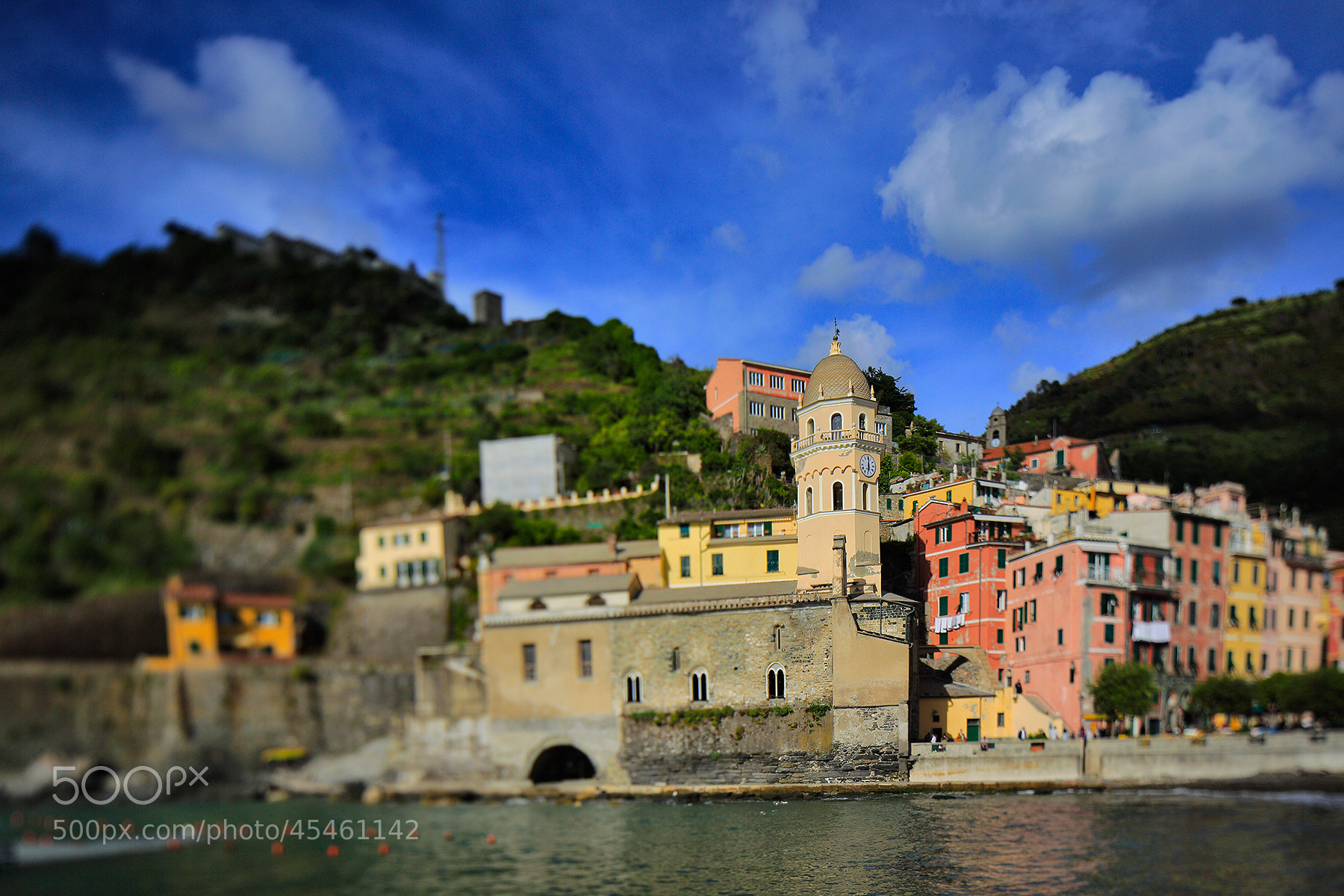 Photograph Vernazza,Cinque Terre,Italy by Paolo Guidetti on 500px