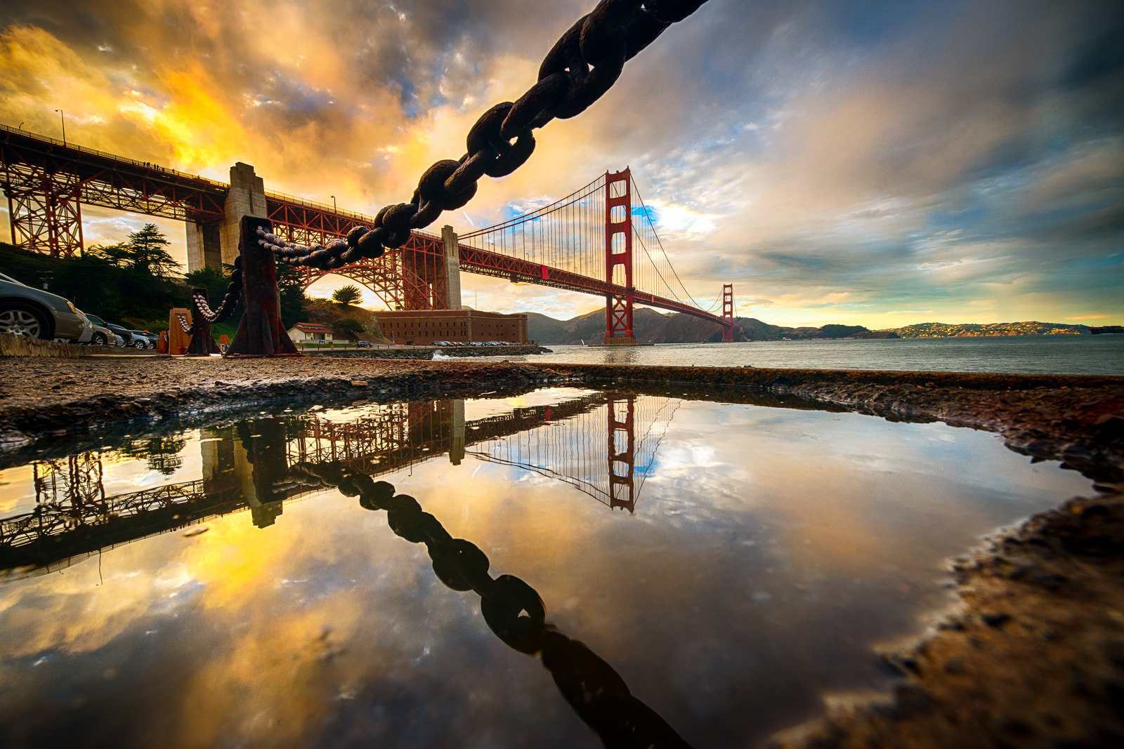 Photograph Golden Golden, Chained by Ali Erturk on 500px