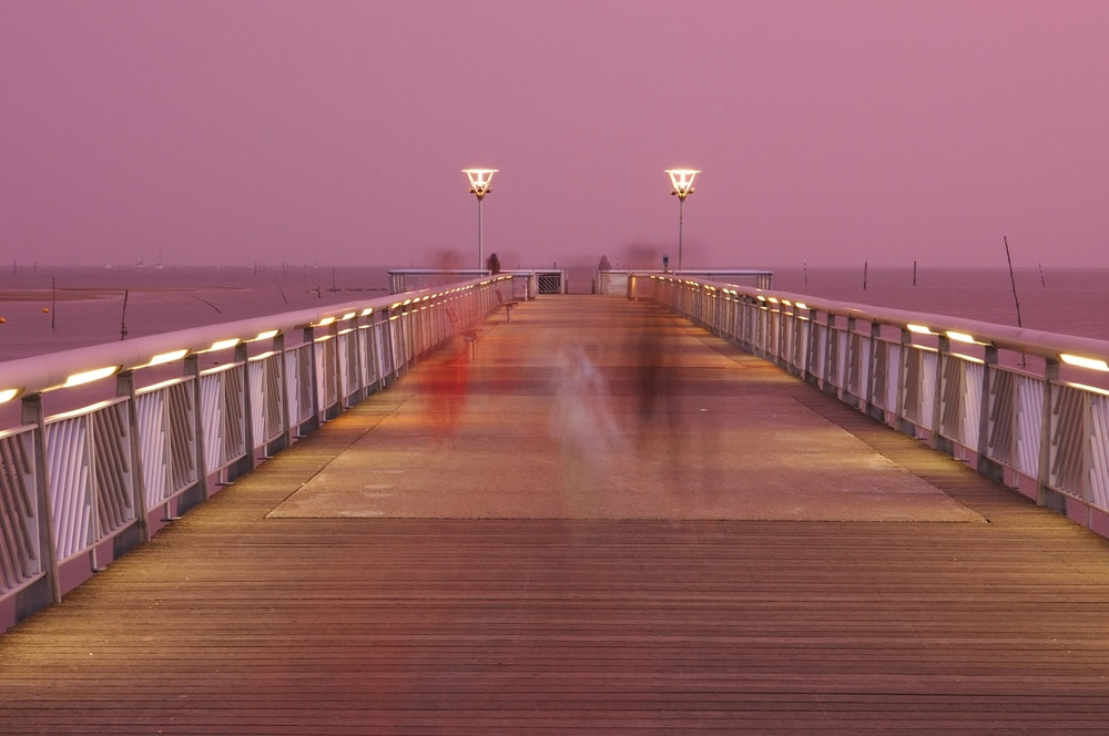 Photograph Pink ghosts by  Seto Naikai on 500px