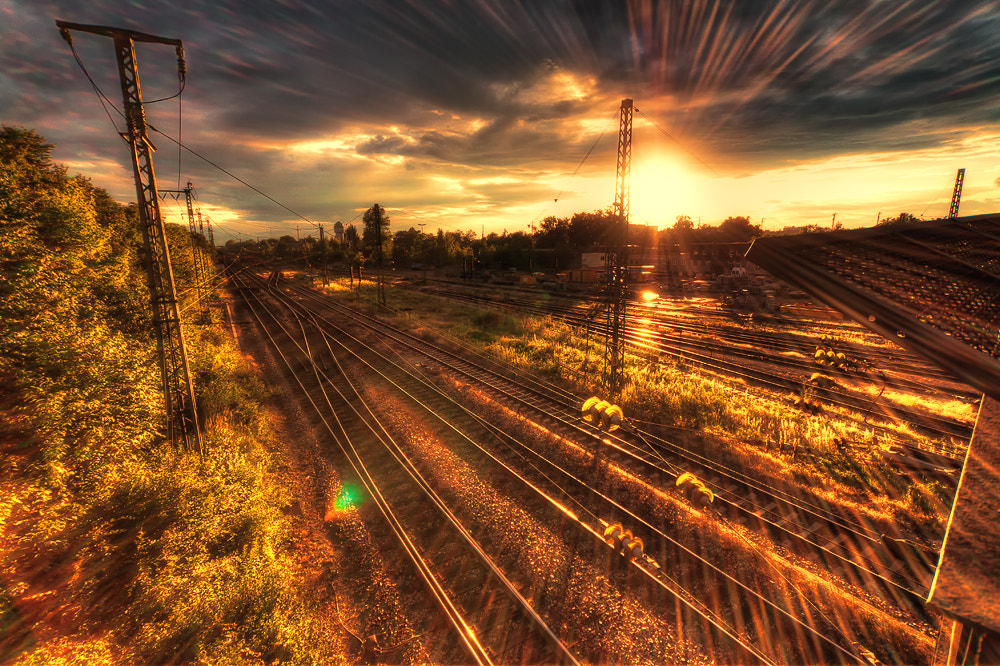 Photograph rays by Matthias Schulte on 500px