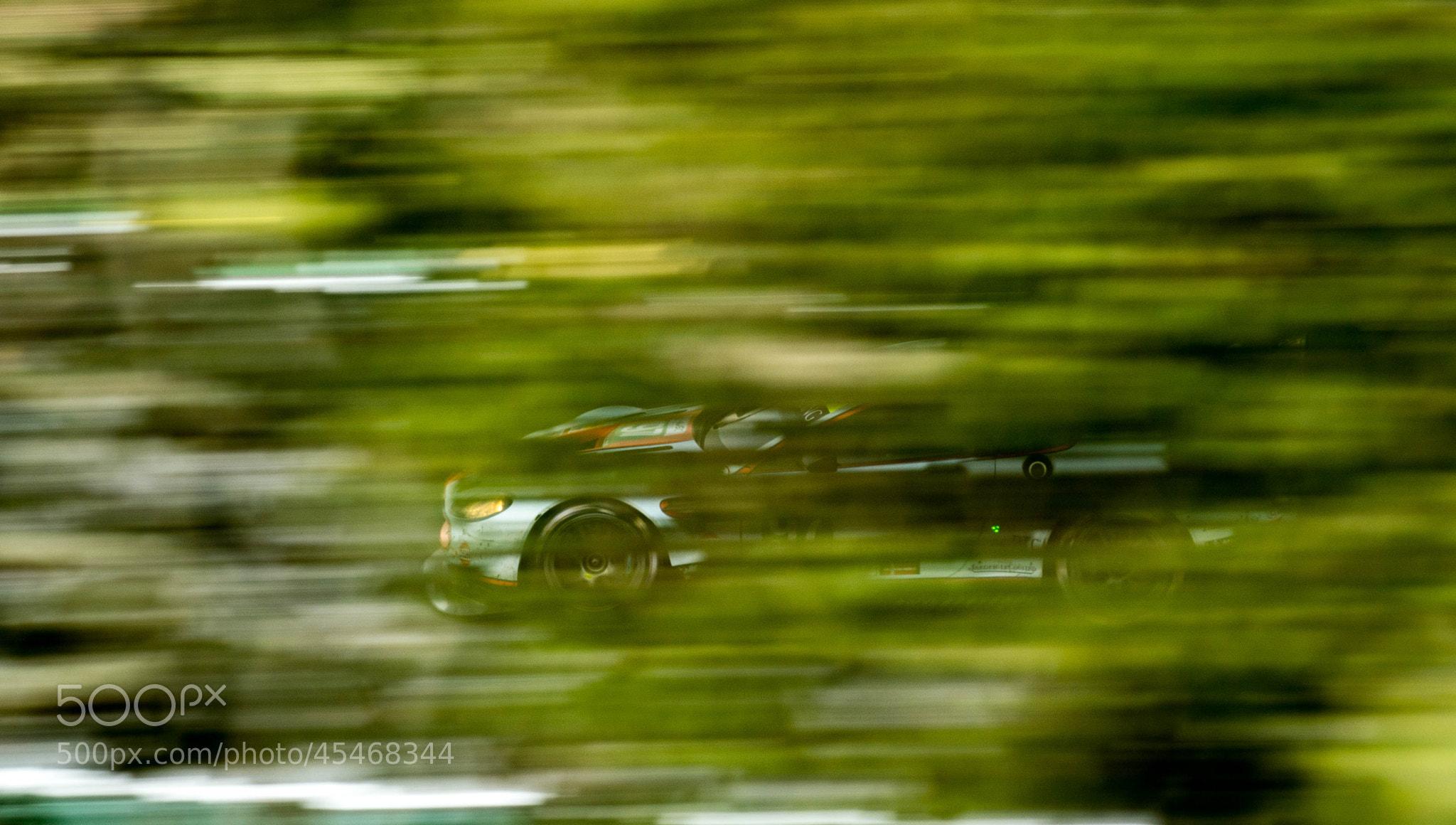 Photograph Aston Martin Racing by Victor Eleutério on 500px