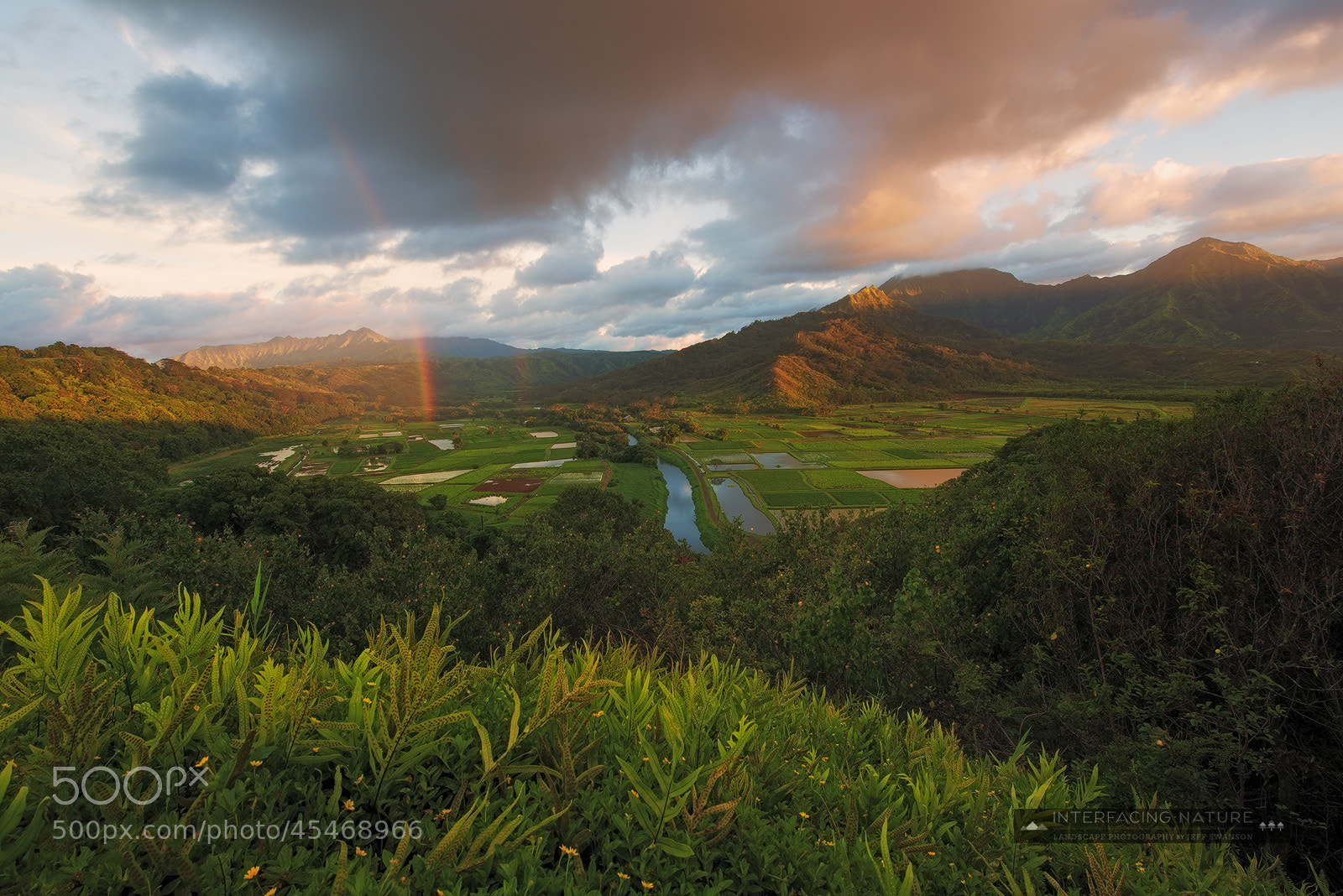 Photograph Heavenly Hanalei by Jeff Swanson on 500px