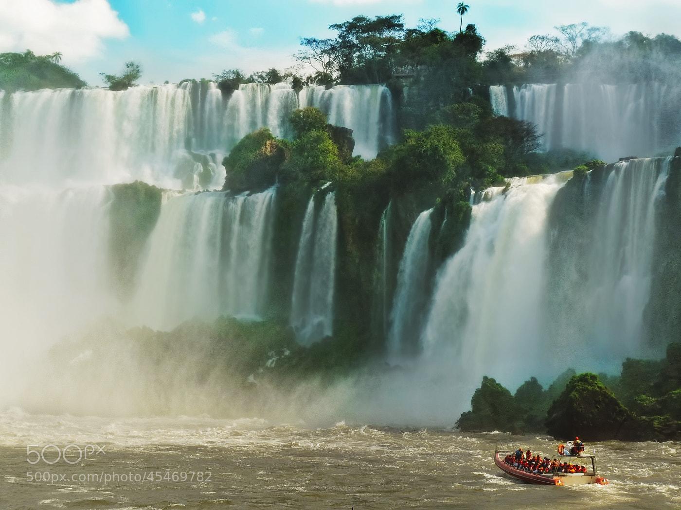 Photograph Ride at Iguazu Falls by Rafael Defavari on 500px
