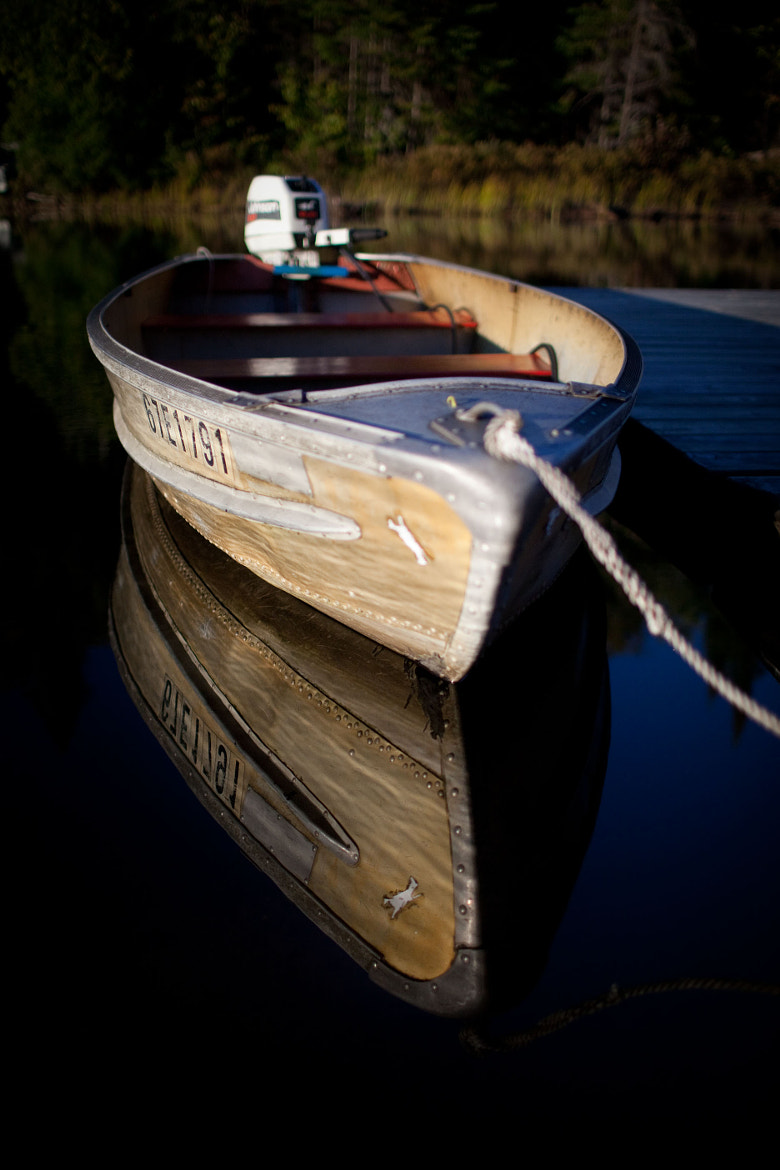 Photograph 2 Boats by Gustavo Osterling on 500px