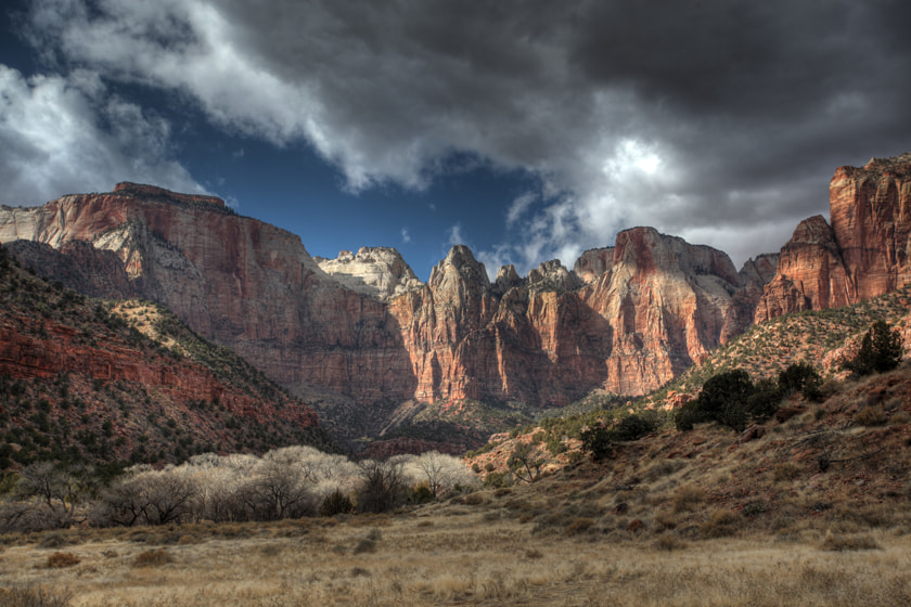 Photograph Zion by Cheung Law on 500px