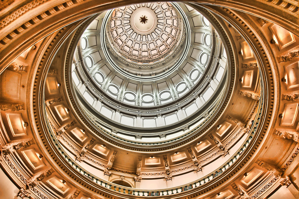 Photograph Capitol dome by Ron Peregrim on 500px