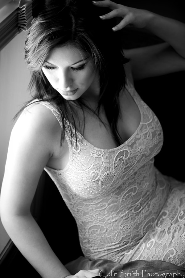 Photograph Paloma B&W by Colin Smith on 500px