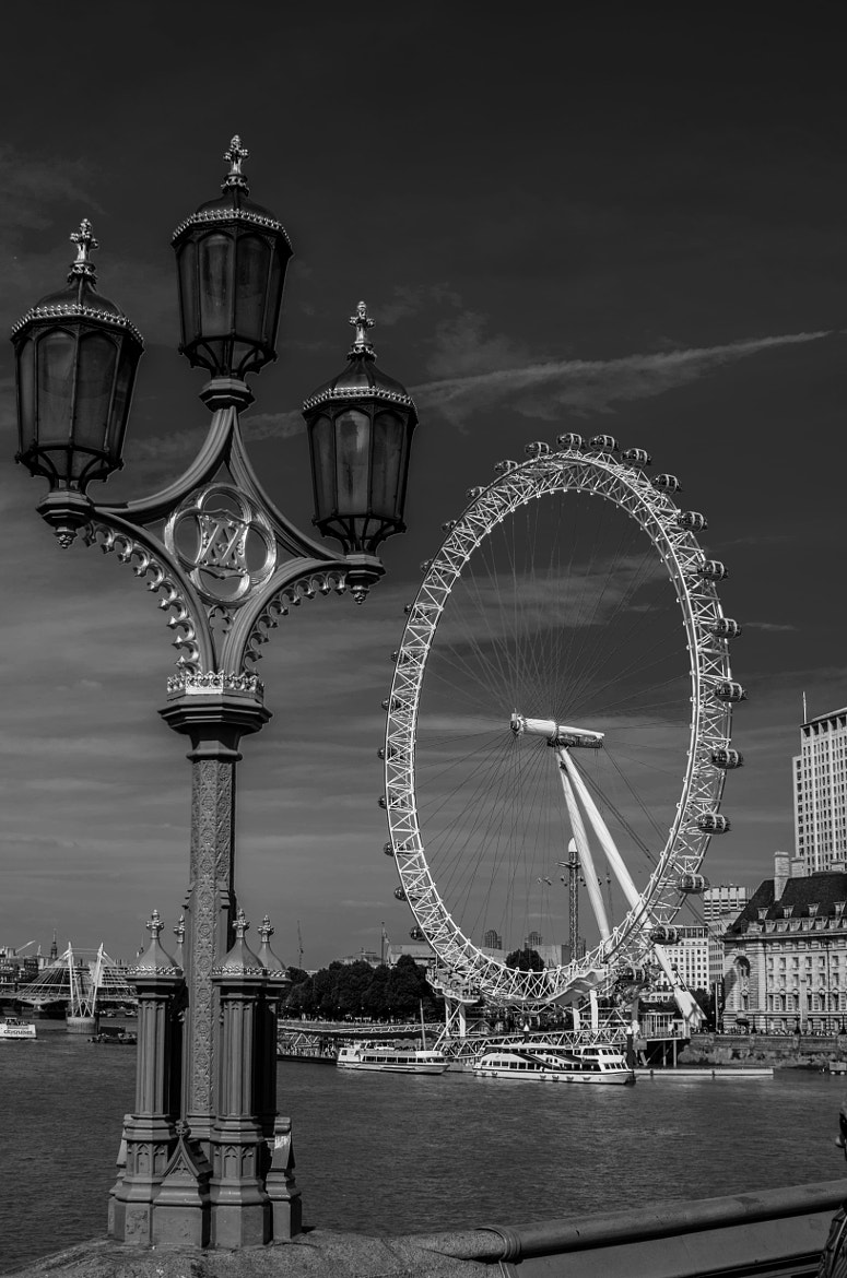Photograph London Eye by Lee Ashman on 500px