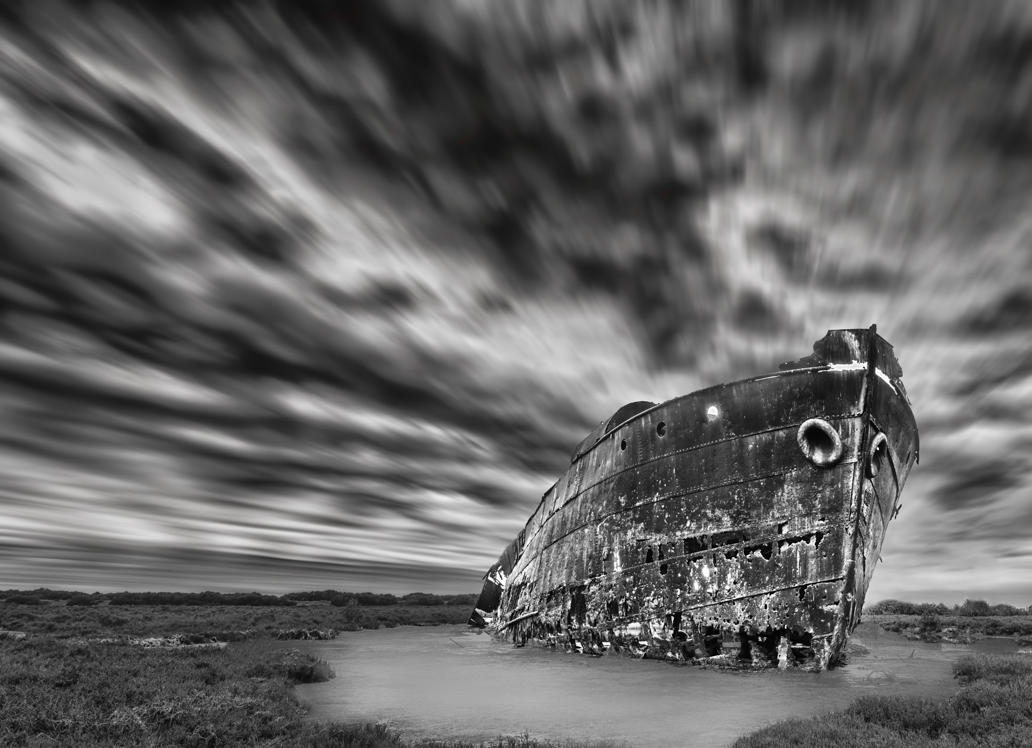 Photograph Excelsior: Wrecke by Bipphy Kath on 500px