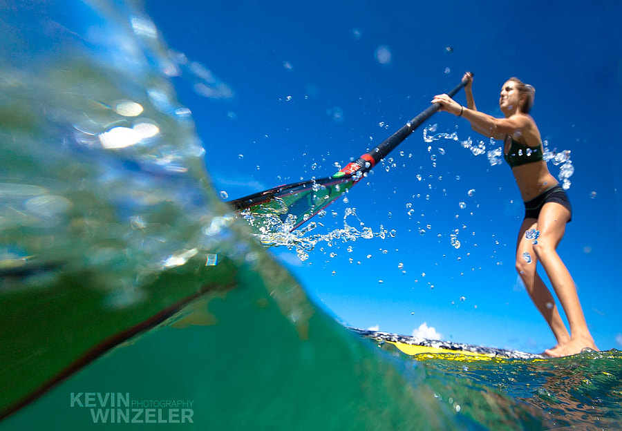 Photograph Paddle! Paddle!  by KevinWinzeler.com  ~ sports, lifestyle on 500px