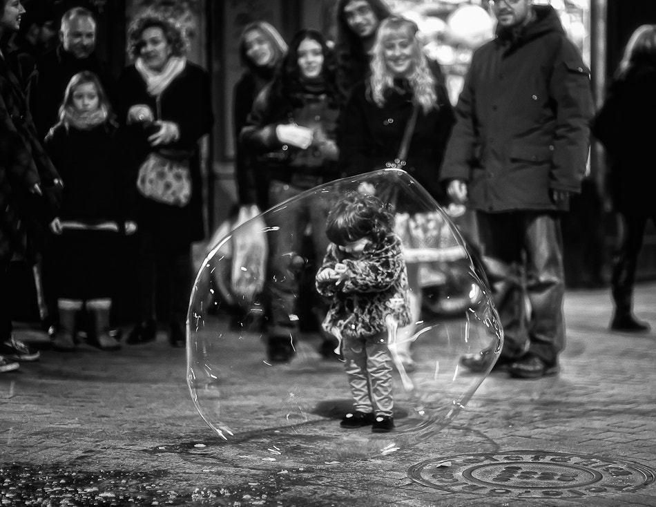 Photograph Livin' in a bubble by Ian RP on 500px