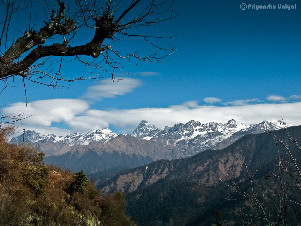 Photograph The Great Himalayas - Nateen by Priyanshu Uniyal on 500px