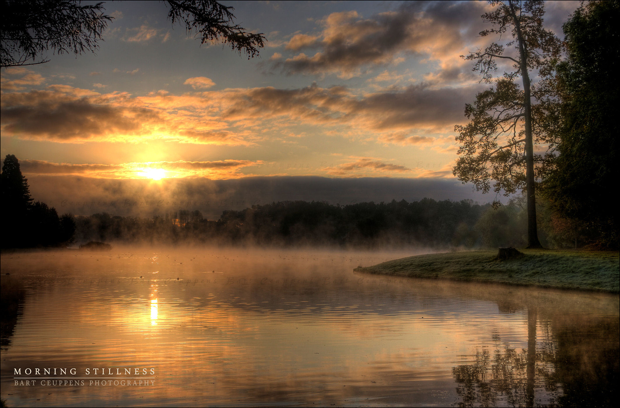 Photograph Morning stillness by Bart Ceuppens on 500px