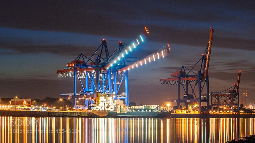 Photograph Steel Giraffes by Sebastian  Warneke  on 500px